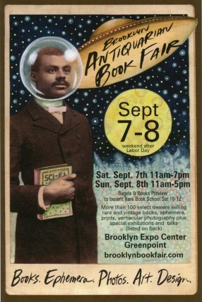 Brooklyn Antiquarian Book Fair 2019