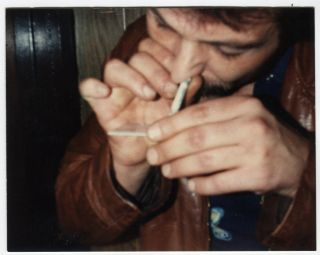 RIDING THE RAILS: A CLASSIC COCAINE STORY SNAPSHOT COLOR PHOTO