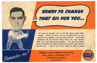 SPRINGFIELD, MA GAS STATION OWNER – BOXER, AUTO RACER, HOCKEY PLAYER ARCHIVE OF PHOTOS OF ONE VERY ACTIVE MAN