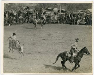 ARIZONA AND THE WEST PHOTO LOT FROM 1935