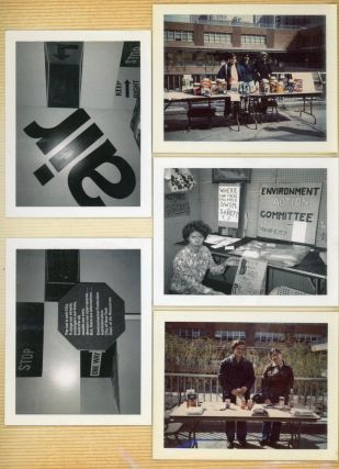 ENVIRONMENTAL ACTION COMMITTEE OF CO-OP CITY, NEW YORK CITY, 1970-72 PHOTO ALBUM