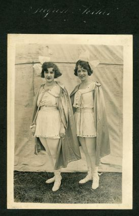 RINGLING BROTHERS AND BARNUM & BAILEY CIRCUS ALBUM, 1920s