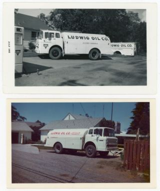 LUDWIG OIL - CONOCO GASOLINE KENNEWICK WA PHOTO COLLECTION