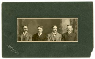 EARLY 1900s IDENTIFIED PHOTOS FROM NORTH DAKOTA