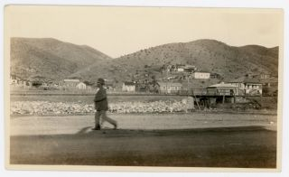 NOGALES MEXICO SNAPSHOT PHOTO LOT 1934