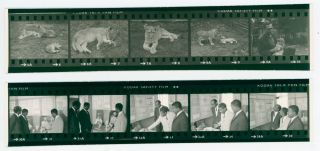 MISSIONARY in GONDAR ETHIOPIA PHOTOS & NEGATIVES 1967