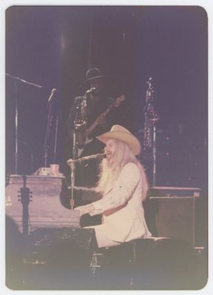 LEON RUSSELL CONCERT VINTAGE SNAPSHOTS 1976